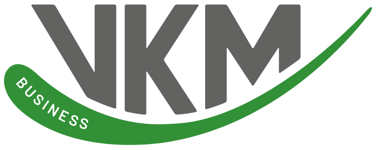 VKM BUSINESS – Logo