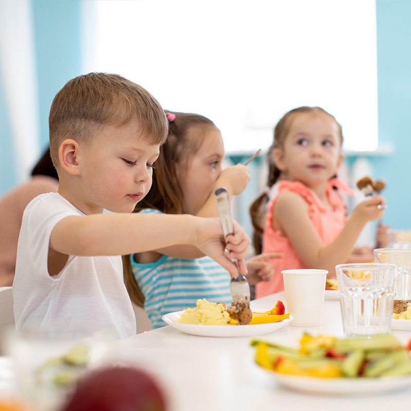 VKM Group – Kids Catering